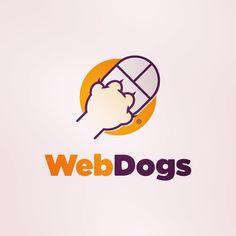 Logo Design, Graphic Design, Logo Concept, Puppies, Logos, Pets, Fictional Characters, Instagram, Cubs