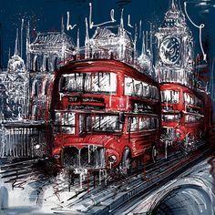 Busman's Holiday by Samantha Ellis