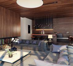 Contemporan Design de cameră de către Fedorova39
