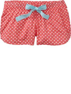 "Women's Printed Lounge Shorts (3"") | Old Navy"