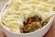 Skinny Points – Recipes  » Shepherd's Pie