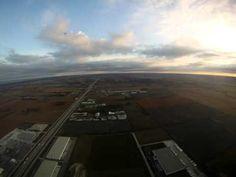 Big way jump at Skydive Midwest