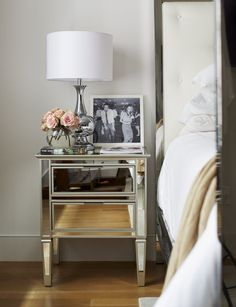 """Arielle says her biggest challenge was, """"knowing what I wanted the rooms to look like but also balancing pr..."""