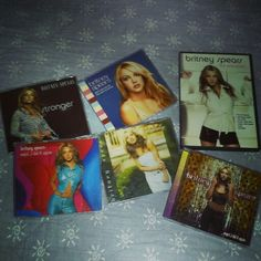 Oops!... I Did It Again era... just completed.
