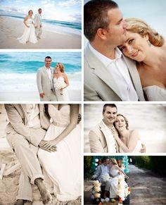 beach #Wedding Ideas