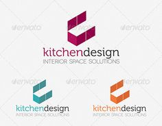 "Check Out New Work On My Behance Portfolio ""homes  Real Estate Classy Kitchen Design Logo 2018"