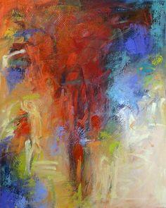 Ephemeral, 20x16 oil on canvas by Debora L. Stewart