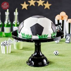 Fußball Party Fußballtorte Rezept