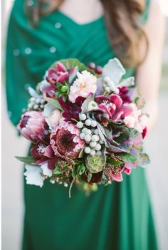 In love with this bouquet