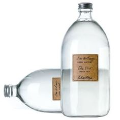 My house smells so good, after making this! I refuse to buy Febreze ever again.linen water