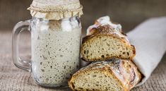 Not familiar with Sourdough Starter? Sourdough bread and other baked goods start with a good sourdough starter. This sourdough starter is a natural fermentation including … Sourdough Bread Starter, Sourdough Recipes, Bread Recipes, Yeast Starter, Yeast Bread, Yeast Packet, Bread Recipe Video, Wonderful Recipe, How To Make Bread