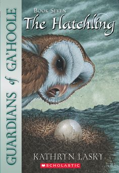 The Hatchling - Kathryn Lasky I want to read it so badly!