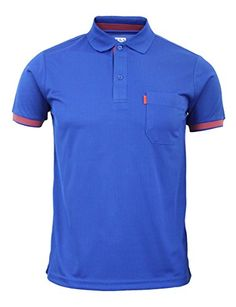 BCPOLO Men's Casual Short Sleeve Polo T-shirt Functional Fabric Sportswear Daily wear-blue XS BCPOLO http://www.amazon.com/dp/B00S0BJ1AQ/ref=cm_sw_r_pi_dp_o8O7ub18CVN2Q
