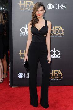 En la alfombra roja de los 18th Annual Hollywood Film Awards. | Galería de fotos 38 de 49 | VOGUE