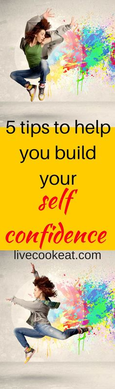 Do you suffer from lack of self confidence. Show confidence is about creating illusion, fake it to you make it. Here are 5 tips to help you.