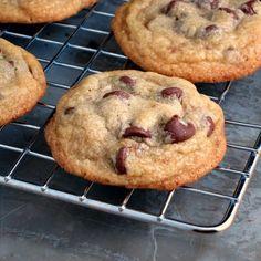 Coconut Oil Chocolate Chip Cookies Recipe
