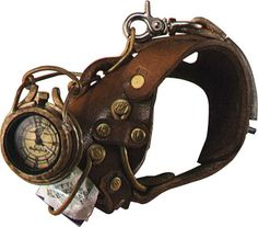 Steampunk Haruo Suekichi watches at Steampunk Lab