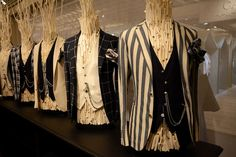 "PITTI UOMO, Florence, Italy, ""Finest menswear at Tagliatore from Puglia.... Nature never goes out of Style"", pinned by Ton van der Veer"
