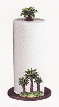 PALM TREE Paper Towel Holder / Stand *NEW*! KMC/KK-PalmTree,http://www.amazon.com/dp/B001EVT16S/ref=cm_sw_r_pi_dp_C3hatb04V5H7MNCV