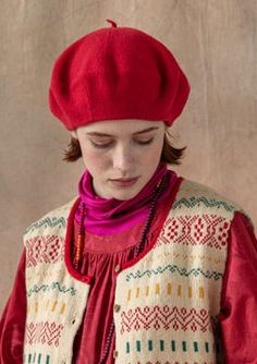 View all clothes | Gudrun Sjödén Customer Number, Gudrun, What To Wear, Fall Winter, Beanie, Knitting, Clothes, Folklore, Fashion