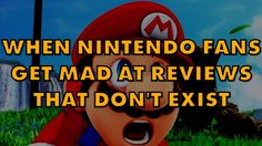 Jim Sterling shockingly gives Mario Odyssey a 7/10....except he didn't it was fake.