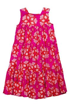 MASALABABY Cotton Dress (Toddler Girls, Little Girls & Big Girls) available at #Nordstrom