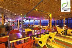 hostel beach bar I pinned. Starting A Restaurant, Cafe Restaurant, Restaurant Design, Holistic Education, Desert Design, Beach Cafe, Cruise Destinations, Mini Vacation, Caribbean Cruise