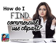 Teaching in the Tongass: finding commercial use clipart