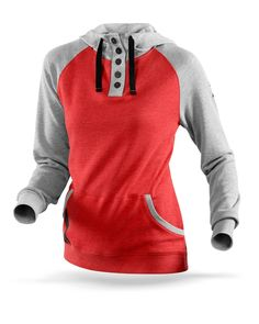 CrossFit HQ Store- CRF Pullover Hood - Outerwear \ Fleece - Women Buy Authentic CrossFit T-Shirts, CrossFit Gear, Accessories and Clothing