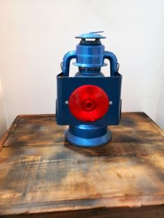 Your place to buy and sell all things handmade Beacon Lighting, Industrial Lamps, Tail Light, Lanterns, Lens, Antiques, Metal, Vintage, Antiquities