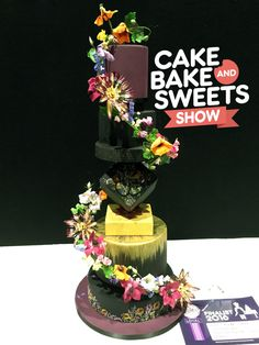Australian Cake Decorating Championships is the worlds richest cake competition showcasing cake and sugarcraft masterpieces from Australia's leading artists Cake Competition, Rich Cake, Cake Show, Occasion Cakes, Cake Art, No Bake Cake, Cake Decorating, Wedding Cakes, Special Occasion