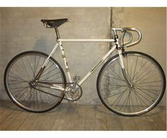 My first fixie bike  A Peugeot (PX 10) from 1973