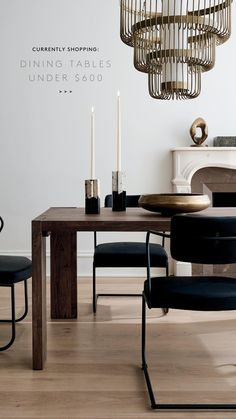 When it comes to tabletop shapes for your modern dining table, there are four key players: rectangular, round, square and oval dining room tables. Shop kitchen tables + dining tables Kitchen Tables, Modern Dining Table, Dining Room Table, Food Graphic Design, Oval Table, Conference Table, Dining Room Furniture, Tabletop, Interiors