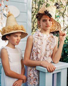 Porter Magazine #8 Summer 2015   Karlie Kloss + More by Bruce Weber [Editorial] models audrey harrelson