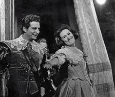 Joan Sutherland con Alfredo Kraus