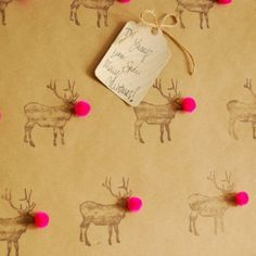 DIY: Christmas Wrapping Ideas