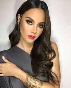 Grey Makeup, Filipiniana, Beauty Pageant, Queen, Grey Fashion, Celebrity Crush, Makeup Inspiration, Make Up, Celebrities