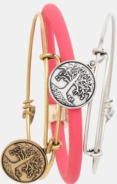 Alex and Ani Bangle & MARC BY MARC JACOBS Bracelet ♥✤ | Keep the Glamour | BeStayBeautiful