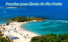 Pacotes para Morro de São Paulo BA a partir de R$ 238 #pacotes #viagem #bahia #praias