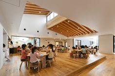 Gallery of ST Nursery / HIBINOSEKKEI + Youji no Shiro - 2