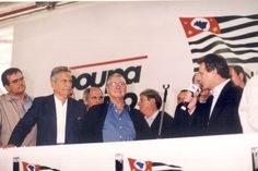 INAUGURAÇÃO DO POUPATEMPO SÉ - outubro de 1997