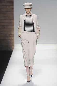 Androgyny fashion