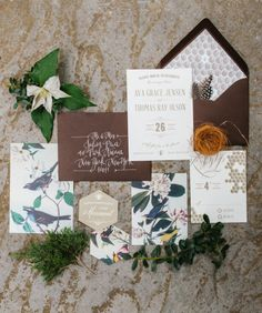 Gallery & Inspiration | Category - Invitations | Picture - 1935080 - Style Me Pretty