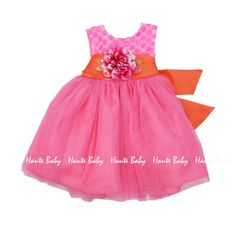 Bebe Mwah - April Bloom Infant & TODDLER GIRLS DRESS $76.00
