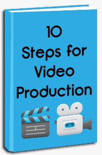 Ebook Download: 10 Steps for Video Production http://go.dcd.cx/QSJGsz #eBook #Video #Production