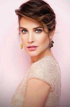 Beautiful and Starlike Beautiful Eyes, Gorgeous Women, Gorgeous Lady, Robin Scherbatsky, Cobie Smulders, Hollywood Actresses, Beautiful Actresses, Pretty Woman, Beauty Women