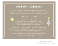 """Witzig und originell: So macht ihr aus eurem Weihnachtsgebäck im Handumdrehen """"Weihnachtszauberkekse!"""" :) (Kostenlose Geschenkanhänger)"""