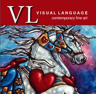VL -Visual Language Magazine and Art Tells the Story Contemporary Fine Art Do not miss the latest issue
