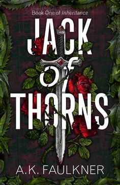 Jack of Thorns (Inheritance Book (English Edition) I Love Books, Good Books, Books To Read, My Books, Book Nerd, Book 1, Forever Book, Beautiful Book Covers, Book Fandoms
