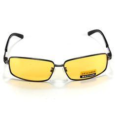 Polarized UV400 Sunglasses Night Vision Driving Eyewear Shade Glasses